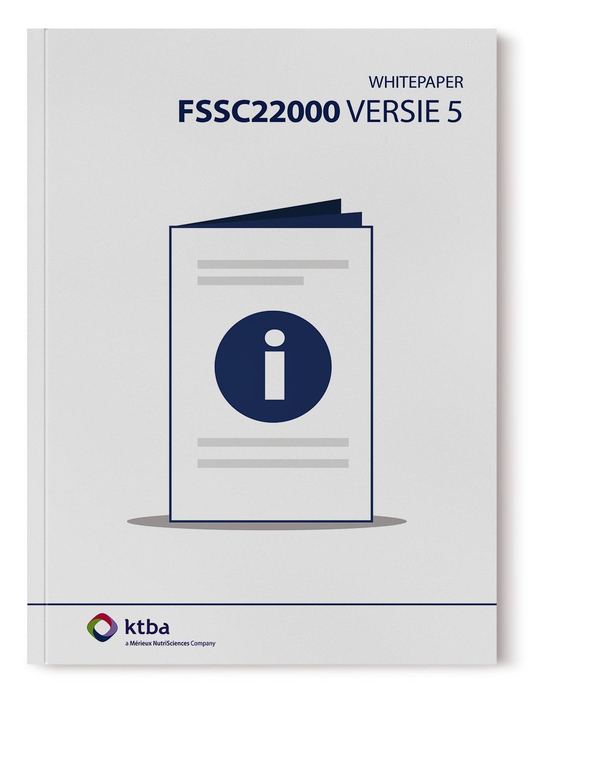 FSSC 22000 versie 5