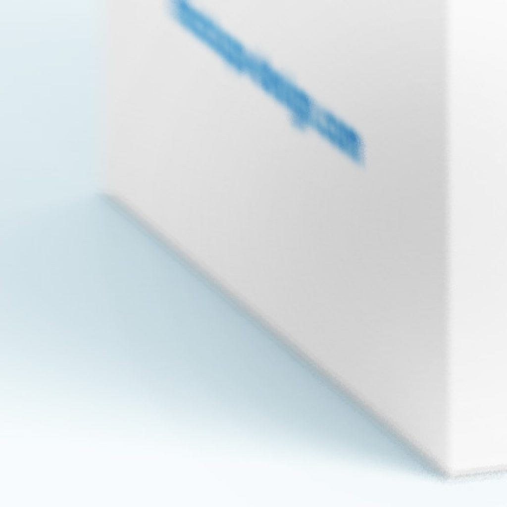 ℮-teken op verpakkingen